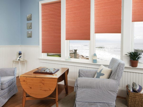 Honeycomb Shades, Cellular Shades | Peak Window Coverings