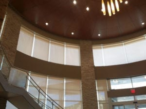 Grand View Hospital | Peak Window Coverings