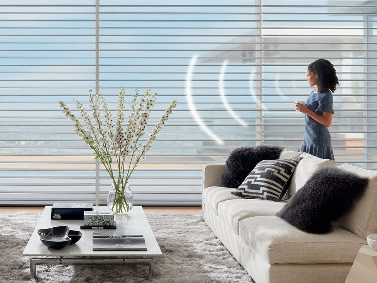 Motorized Blinds at Peak Window Coverings